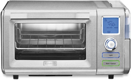 Cuisinart CSO-300 Steam Convection review