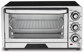 Cuisinart TOB-40 Classic Toaster Oven Broiler