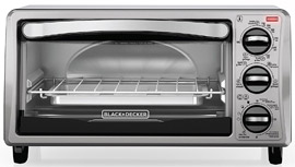 Black & Decker TO1313SBD toaster oven review