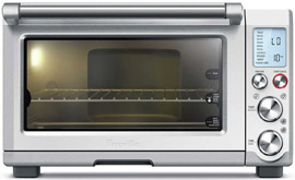 Breville BOV845BSS Smart Convection Oven Pro with Element IQ