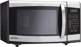 Danby Designer DMW077BLSDD Countertop Microwave