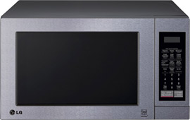 LG LCS0712ST Stainless-Steel Microwave