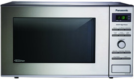 Panasonic NN-SD372S Stainless 950W Microwave with Inverter Technology