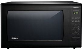 Panasonic NN-SN936B with Inverter Technology, 2.2 cu. ft.