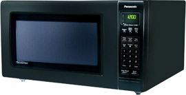 Panasonic Microwave with Inverter Technology