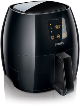 Philips XL Airfryer, The Original with 75% Less Fat