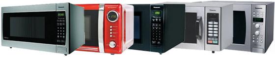 microwave comparison