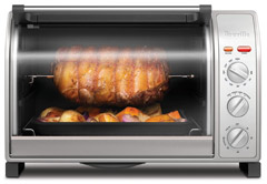 roast with your toaster oven